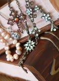 jewellery ассортимента Стоковые Фото