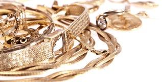jewellery вороха старый Стоковое Изображение