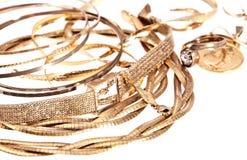 jewellery вороха старый Стоковые Изображения RF