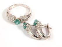 jewellery декора предпосылки искусства стоковое изображение rf