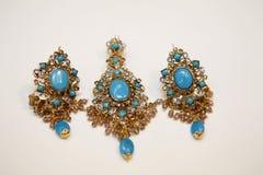 jewellery золота Стоковые Изображения RF