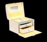 jewellery коробки Стоковое Изображение RF