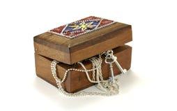 jewellery коробки Стоковые Изображения RF