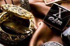 jewellery коробки Стоковое Фото