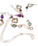 Jewellery Stock Image