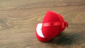 Jewellery box stock footage