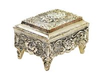 Jewellery box Stock Photography