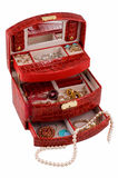 Jewellery Box Royalty Free Stock Photo