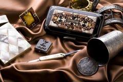 Jewellery box Stock Images