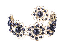 Jewellery. bracelet on background Stock Image