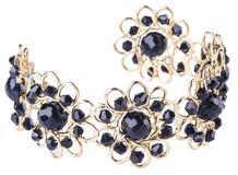 Jewellery. bracelet on background Royalty Free Stock Photography