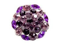 Jewellery brooch Royalty Free Stock Photography