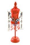 Jewellery dummy Stock Images