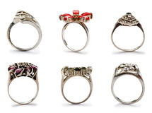 jewellery dzwoni set Obrazy Stock