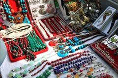 jewellery kaszmirczycy Obraz Stock