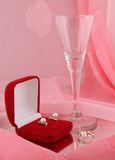 jewellery lustro Fotografia Royalty Free