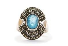 jewellery odosobniony pierścionek Obrazy Royalty Free