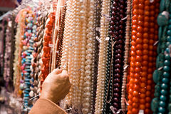 Jewellery for ornaments. Jewellery for decoration and ornaments Stock Images