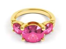 jewellery pierścionek Zdjęcia Stock