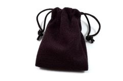 Jewellery pouch royalty free stock photo