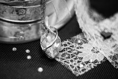 Jewellery prezent Fotografia Stock