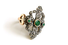 Jewellery ring Royalty Free Stock Image