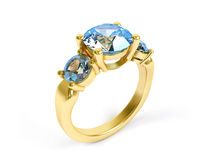 Jewellery Ring. Stock Images