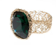 Jewellery ring Stock Images