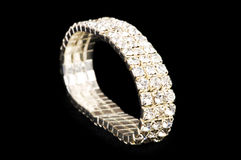 Jewellery ring isolated Stock Image