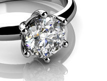 Jewellery ring Stock Image