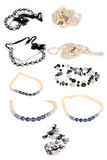 Jewellery set Stock Photos