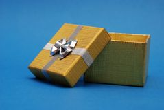 Jewellry gift boxes Stock Photos