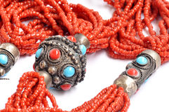 jewelries Θιβετιανός Στοκ φωτογραφία με δικαίωμα ελεύθερης χρήσης