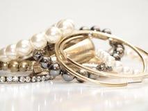 Jewelries Stock Image