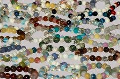 jewelry Браслеты шариков Стоковые Фотографии RF