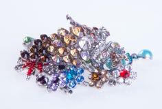 jewelry ювелирные изделия на предпосылке стоковое изображение rf