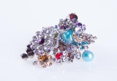 jewelry ювелирные изделия на предпосылке стоковые фотографии rf