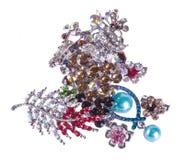 jewelry ювелирные изделия на предпосылке Стоковая Фотография