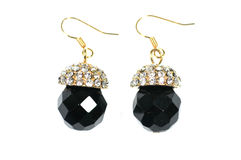 Jewelry. Headgear brilliant diamond jewel Stock Photos
