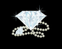 Sparkling Diamonds Stock Photos Images Amp Pictures