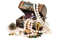 Jewelry and accessoreis stock images