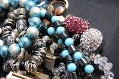 Jewelry Background Stock Photo