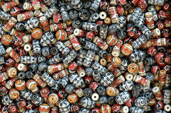Jewelry beads Royalty Free Stock Photo
