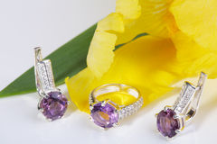 Jewelry. Royalty Free Stock Photography