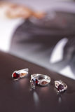 Jewelry. Royalty Free Stock Images