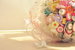 Jewelry bouquet Royalty Free Stock Photography