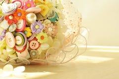 Jewelry bouquet Stock Image