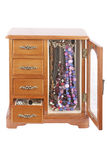 Jewelry box Royalty Free Stock Image