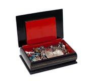 Free Jewelry Box Royalty Free Stock Photos - 18673558