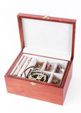 Jewelry box Royalty Free Stock Photo